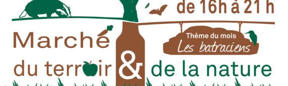 5 avril 2019, marché du terroir et de la nature : «Zéro déchet»